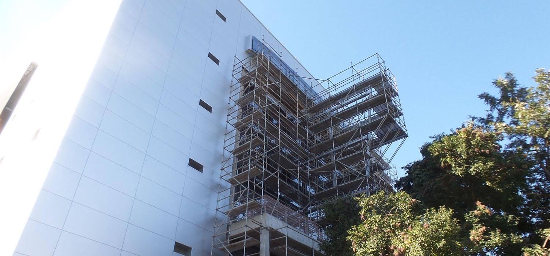 projeto de arquitetura Baggio para Hospital de Clínicas de Porto Alegre