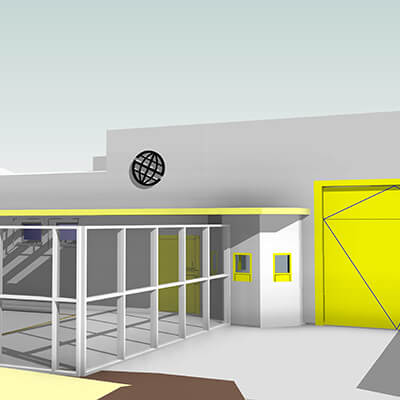 arquitetura de segurança para Prosegur feito pela Baggio