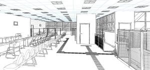Baggio faz projeto de arquitetura bancária para CAIXA