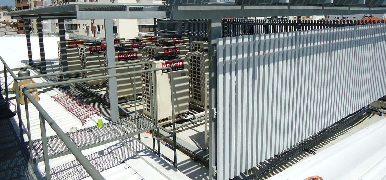 Serviços de Fiscalização para Reforma de edifício
