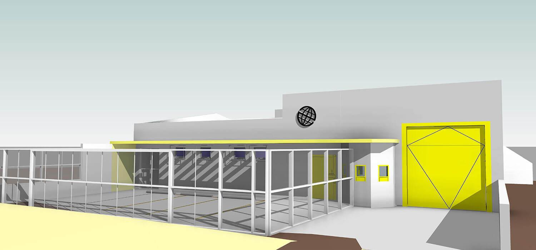 arquitetura de segurança para Prosegur