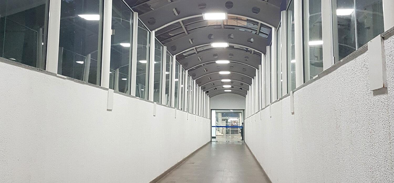 Fiscalização para Reforma do Edifício Querência