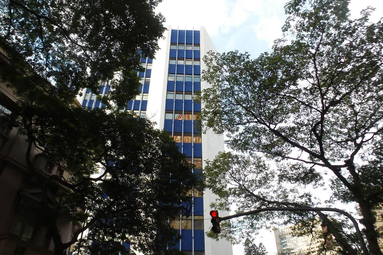 Reforma total do Edifício Querência