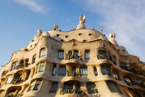 Casa Milà - Arquitetura de Barcelona