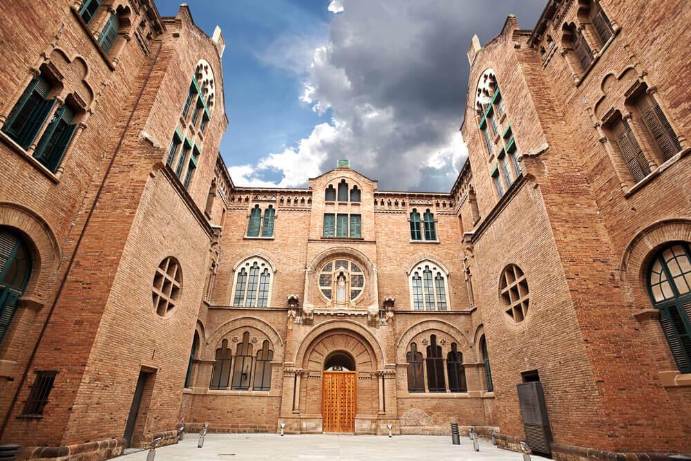 Hospital de la Santa Creu i Sant Pau - Arquitetura de Barcelona