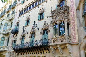 Casa Amatller Arquitetura de Barcelona