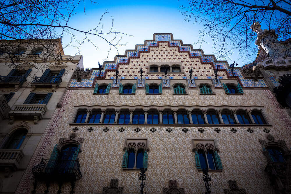 Casa Amatller - Arquitetura de Barcelona